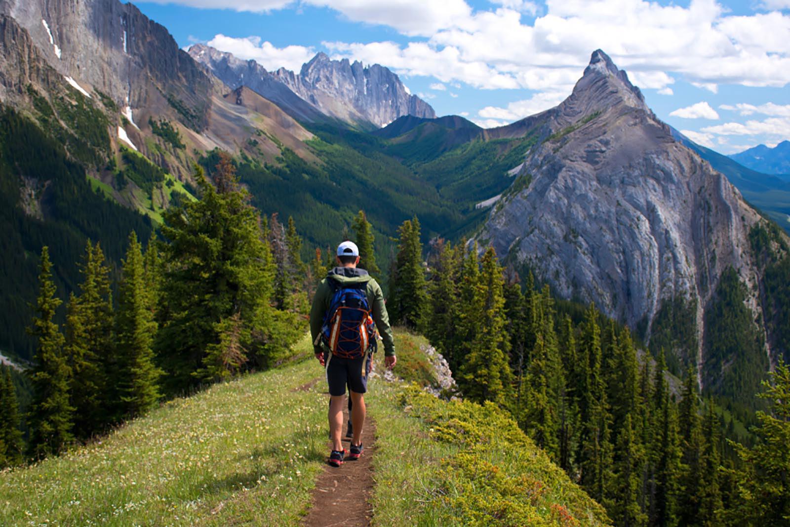 pelican consumer blog walking mountain trail