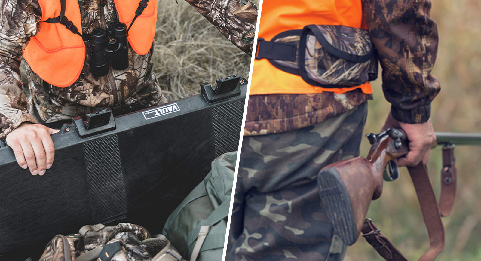 bow case hunting cases