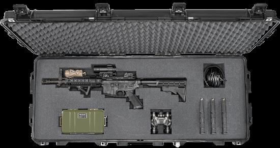Pelican air ar15 rifle gun case