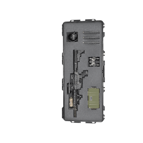 pelican ar15 rifle weapon case