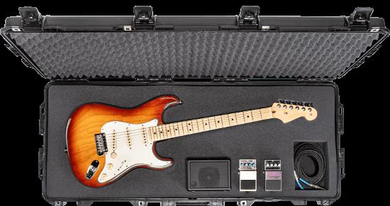 Pelican air lightweight guitar case