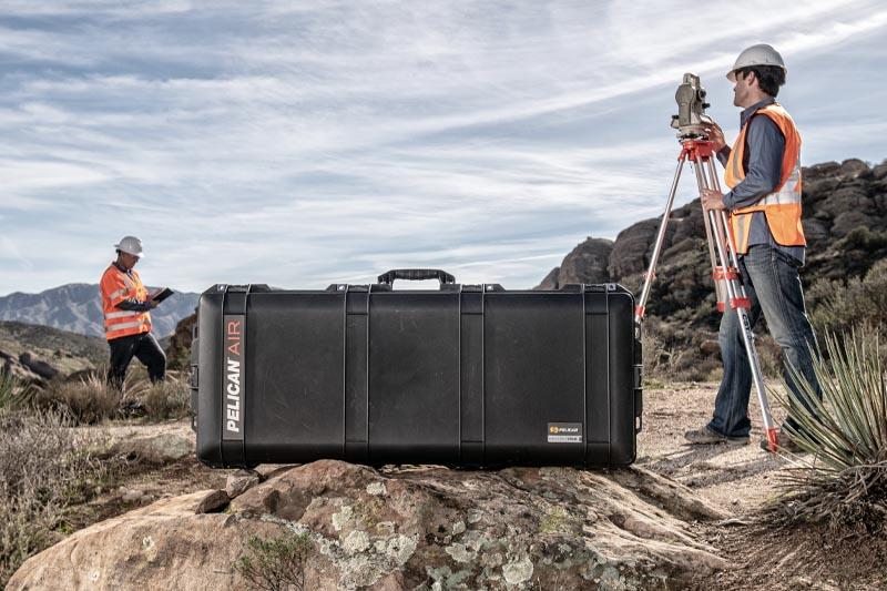 pelican 1745 surveyor equipment long case