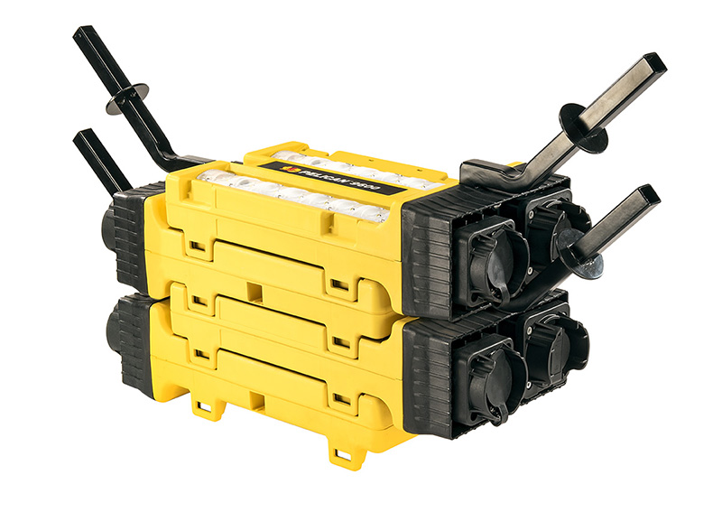 pelican 9600 stacked remote area led light