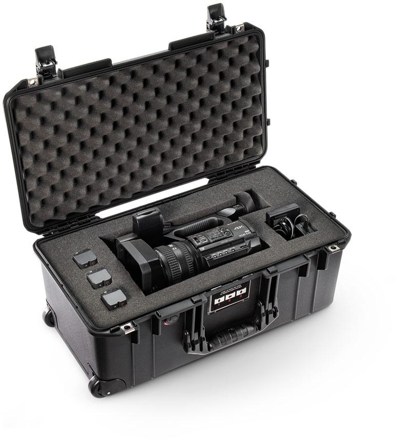 Pelican Air cases size range deep cases long case