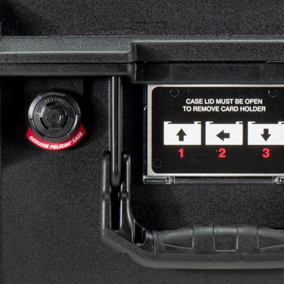 Pelican Air waterproof cases air valve watertight case