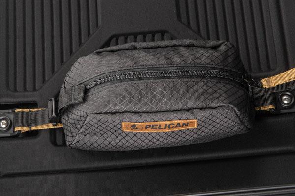 pelican bow case accessory pouches