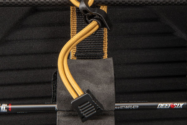 pelican bow case bungee cord