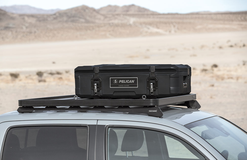 pelican roof mounted cargo cases