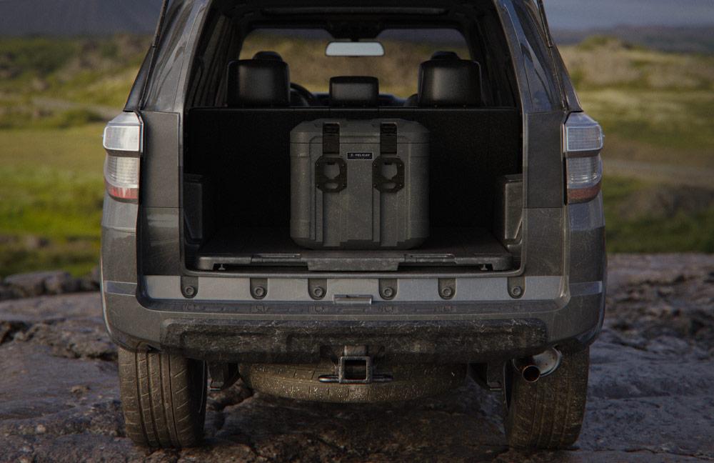 pelican trunk cargo cube case