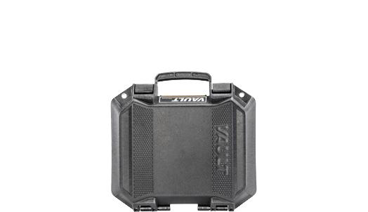 pelican vault v200 medium pistol case