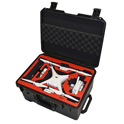 dronehangar phantom 3 case