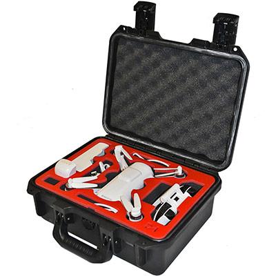 dronehangar yuneec breeze case