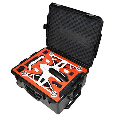 dronehangar yuneec q500 case