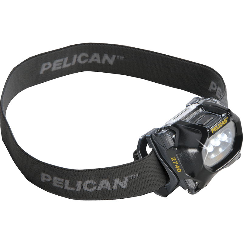 pelican cloth strap bright led headamp