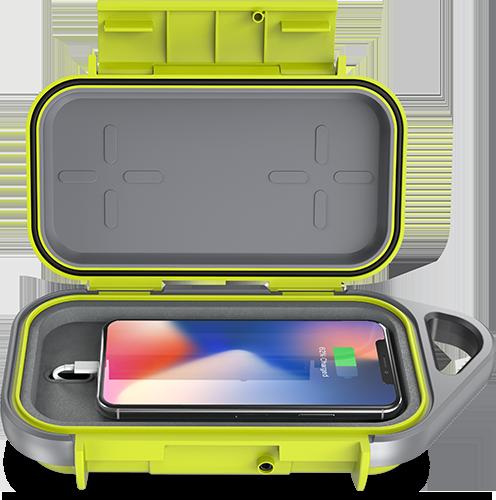 pelican go watertight phone case