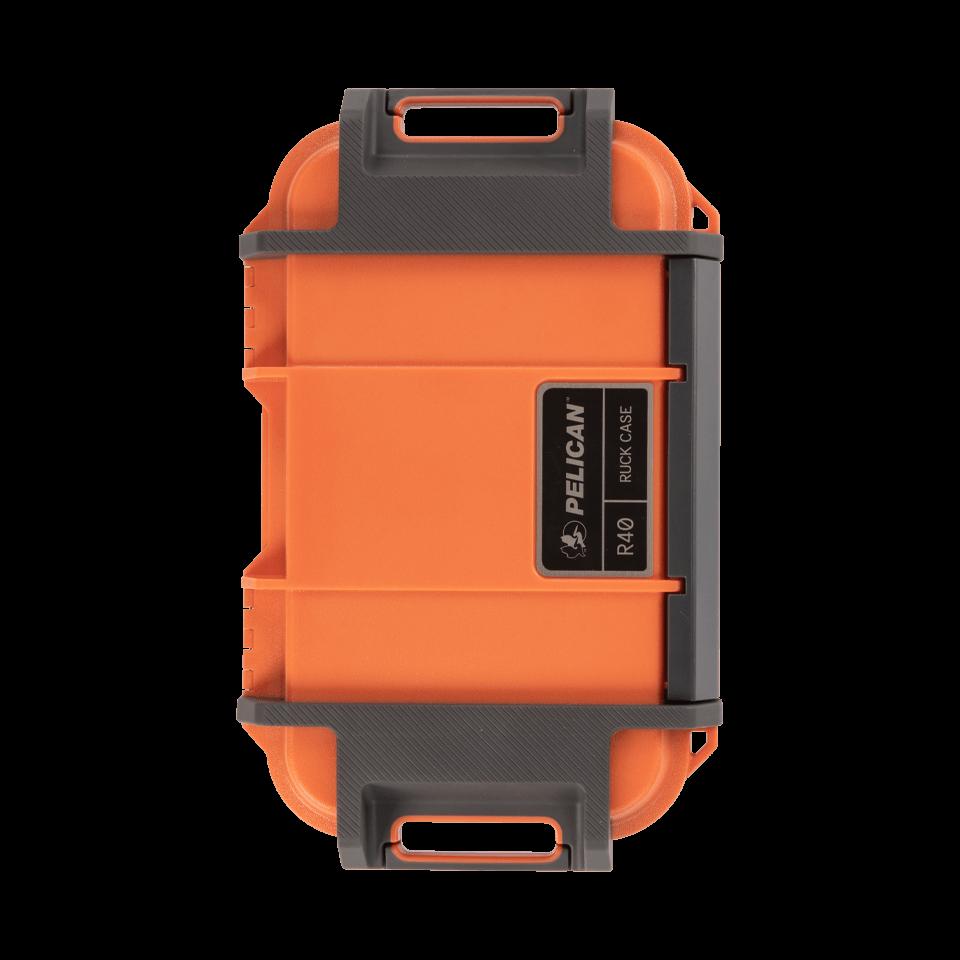 pelican r40 ruck case orange