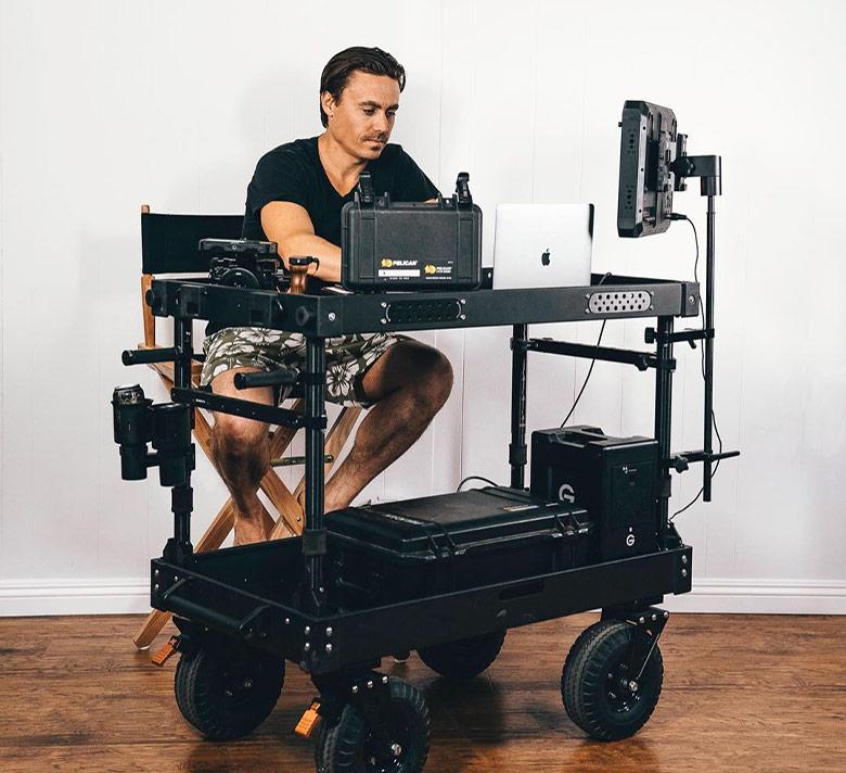 alex kavanagh drone cinematographer pelican