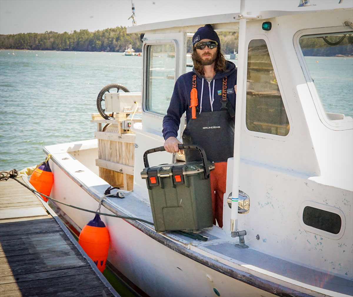 pelican pro team coolers maine ocean farms