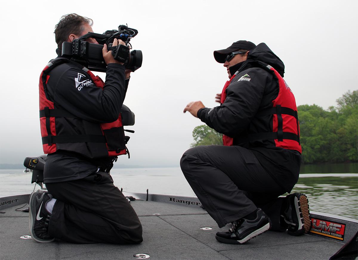 joe thomas fishing umf host team pelican