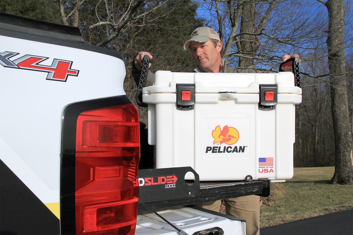 pelican fishing marine coolers joe thomas