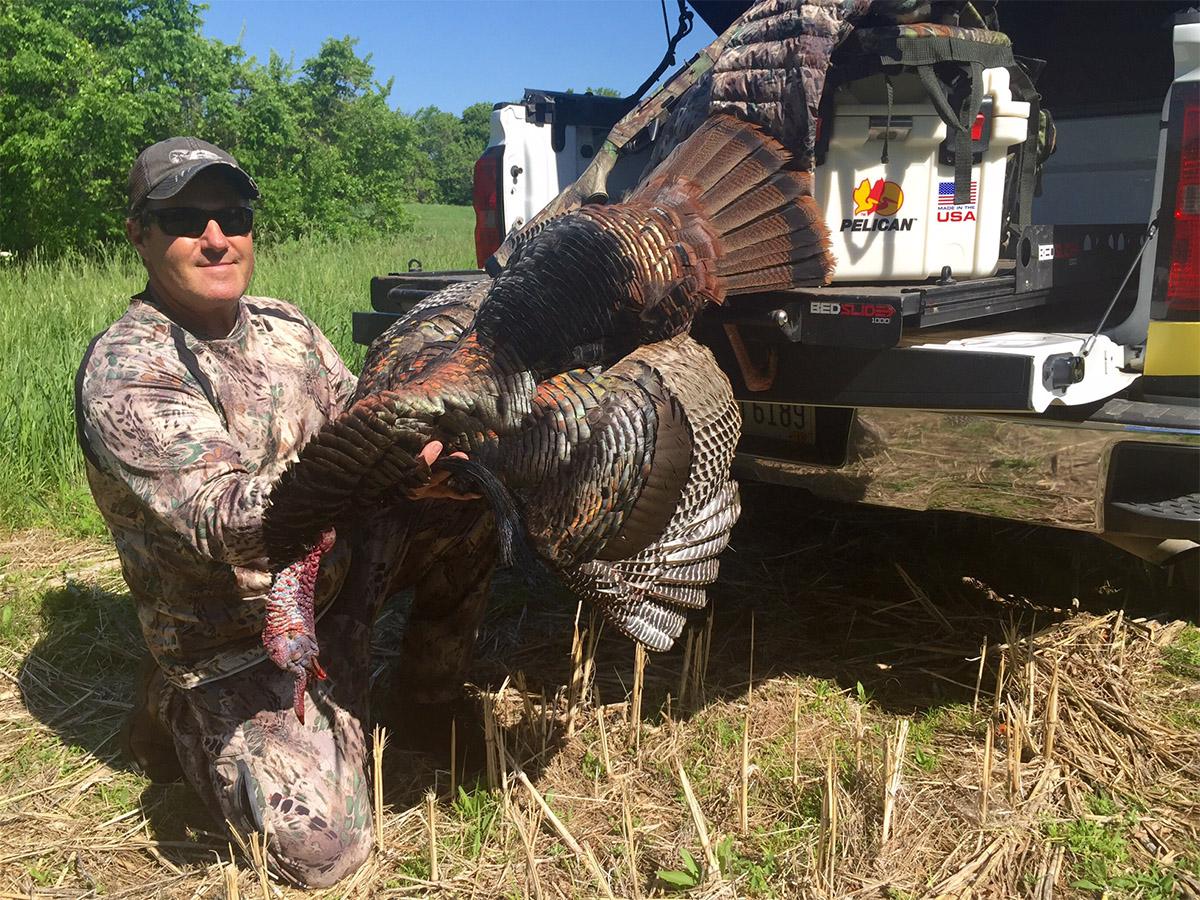 team pelican joe thomas turkey hunting cooler