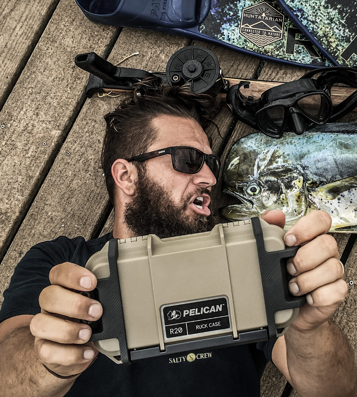 john dornelass r20 ruck case fishing