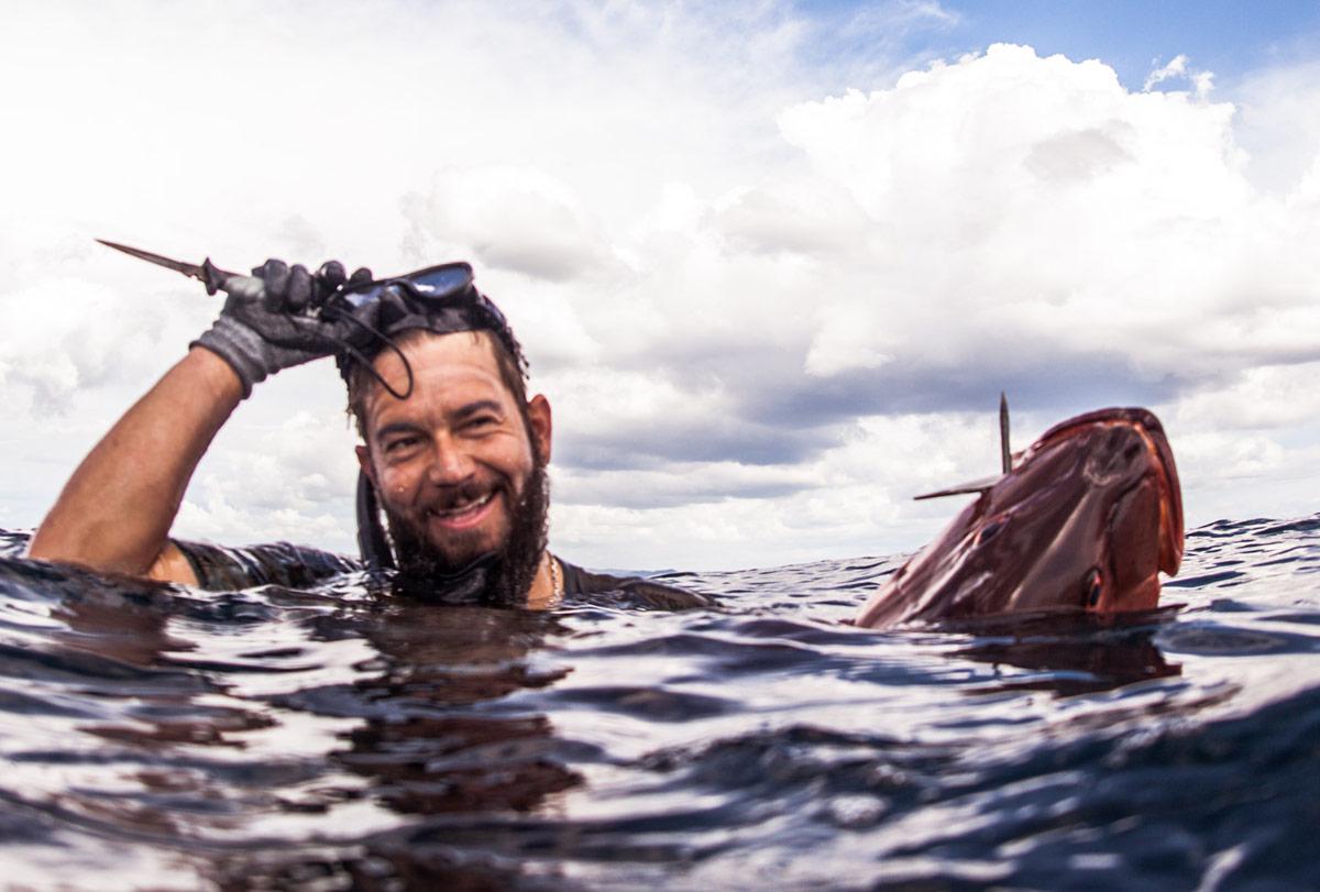 john dornellas spearfishing