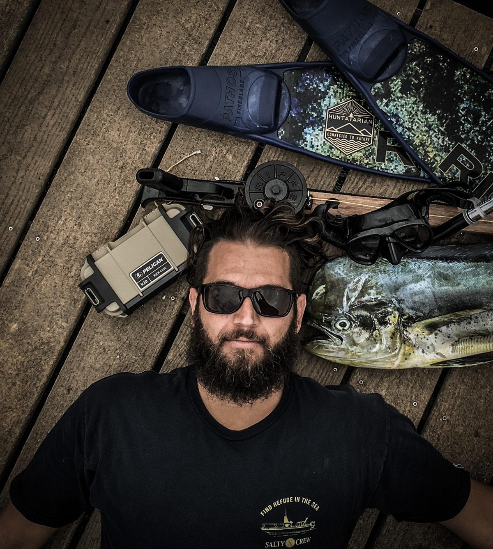 john dornellas underwater hunter