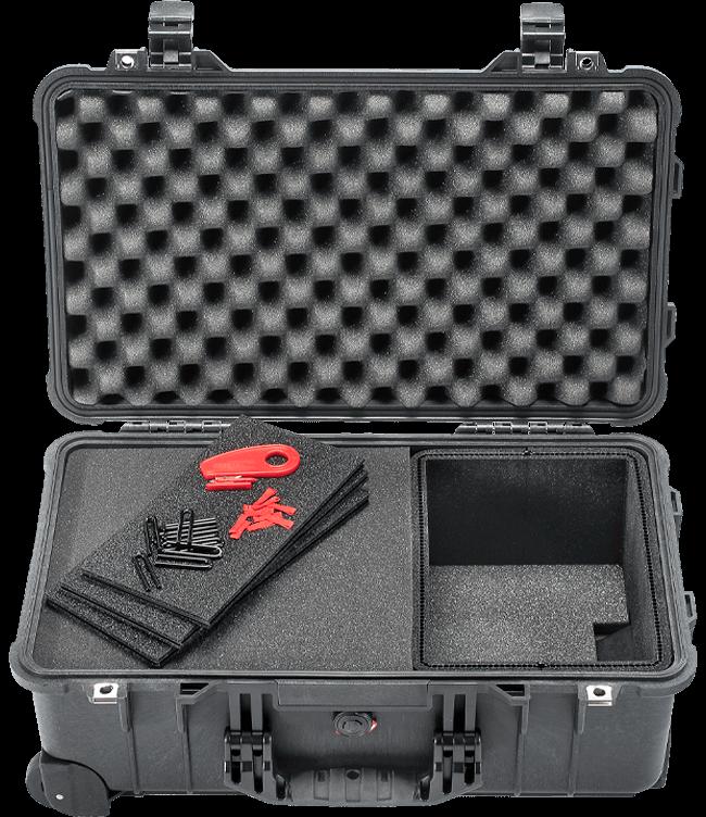 pelican 1510 Hybrid Camera Drone Case