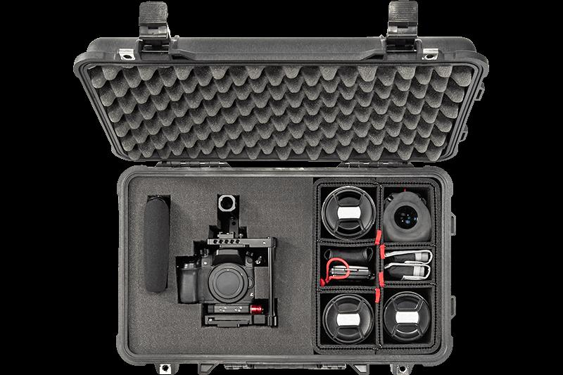 pelican hybrid camera case