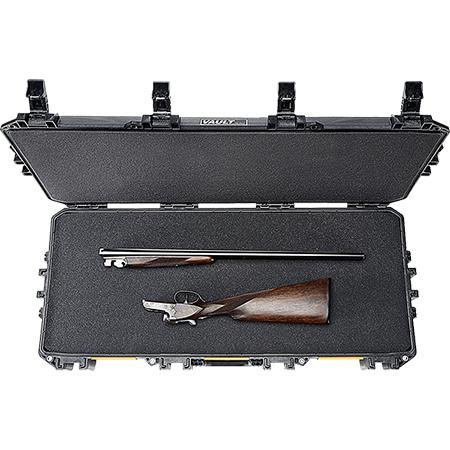pelican break action shotgun foam case
