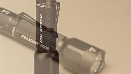 pelican 7000 instructional flashlight video
