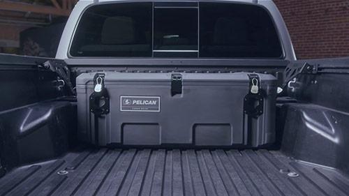 pelican cargo case cross bed mount instructions