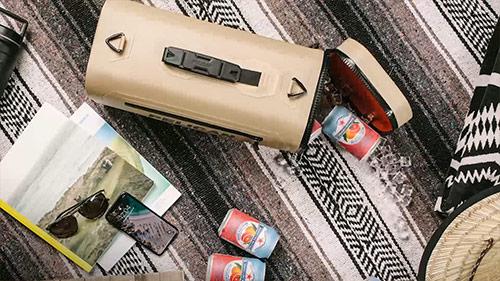 pelican dayventure drink ice sling cooler