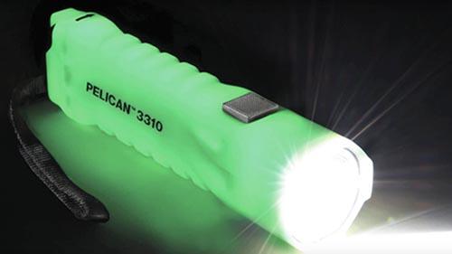 pelican glow in dark 3310l review video