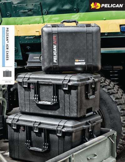 pelican air cases full line brochure