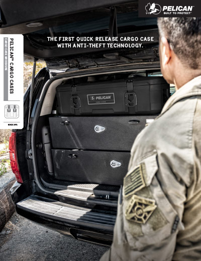 pelican cargo cases brochure law enforcement