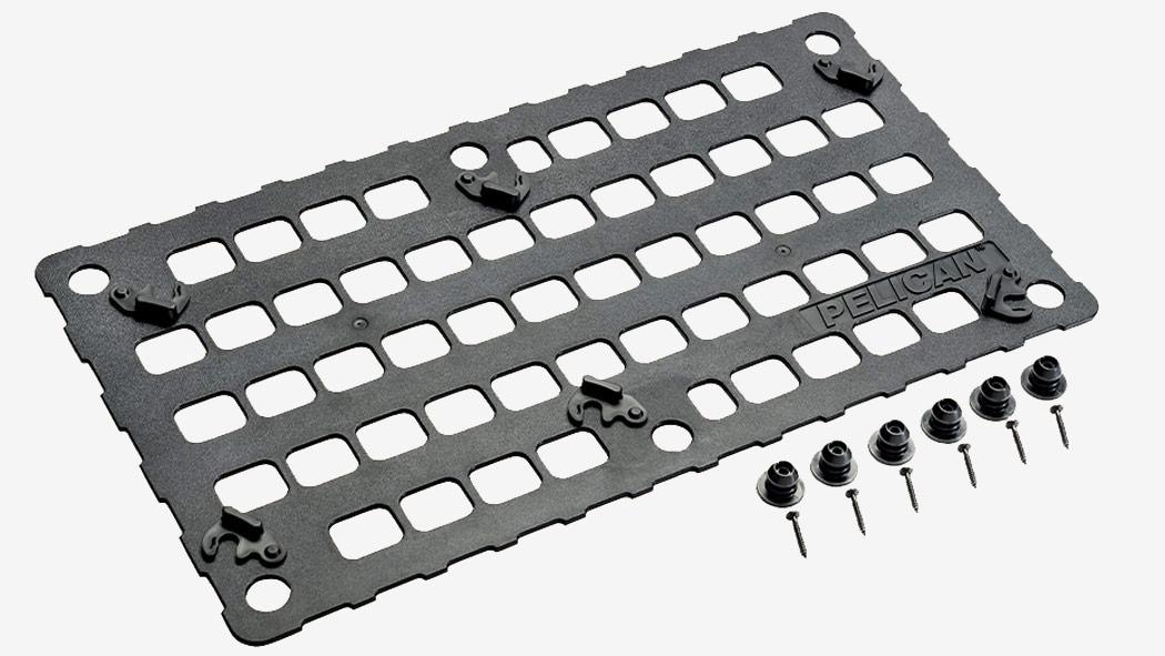 pelcian 1510 ez click molle panel case accessory