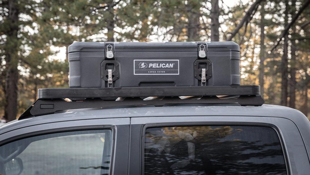 pelican 90r roof rack mount