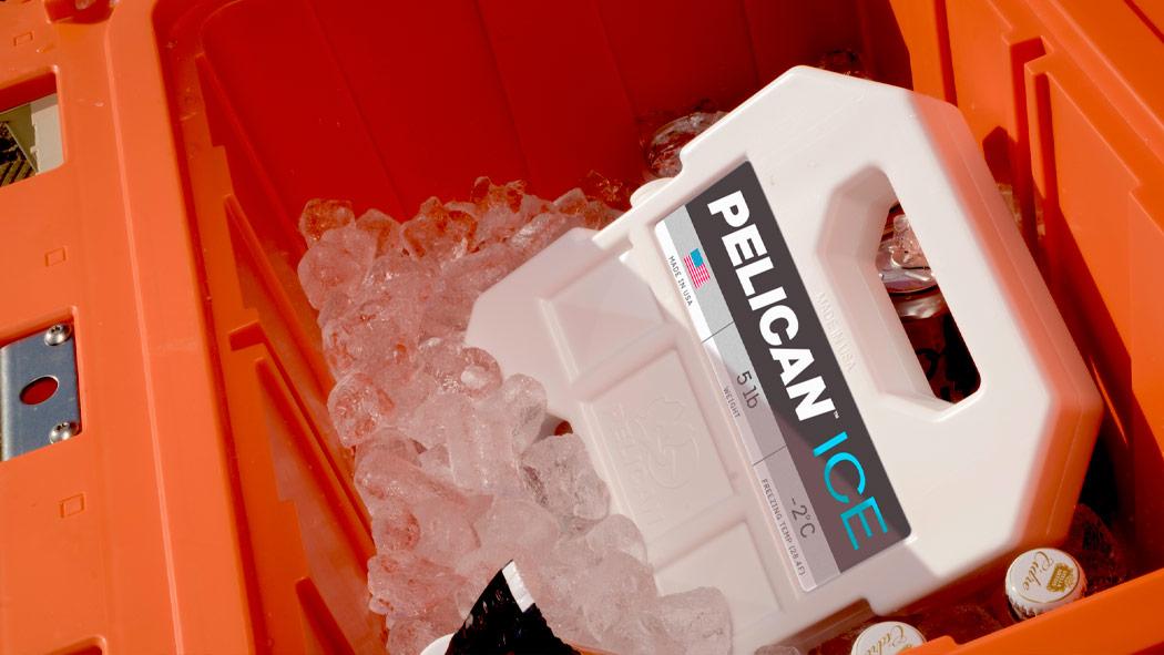 pelican cooler 5lb ice block