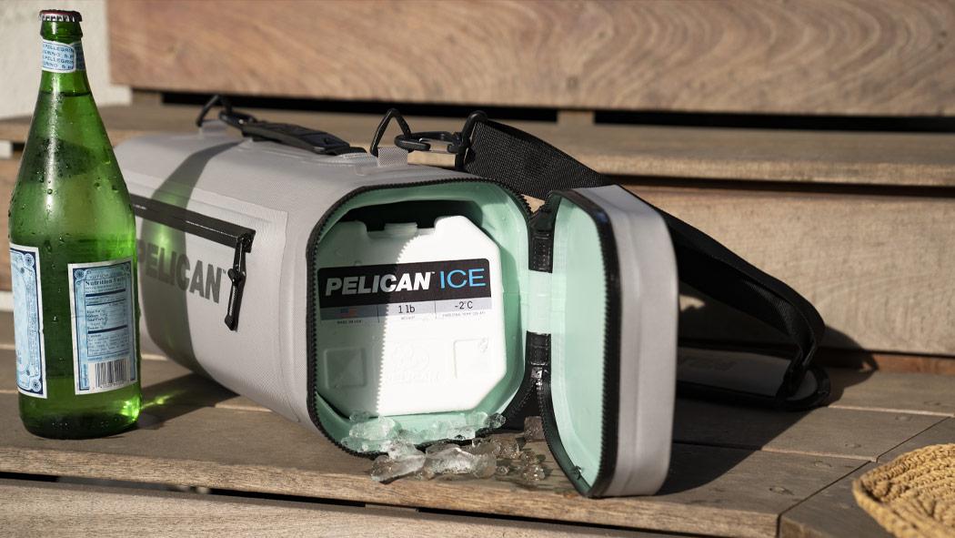 pelican sling cooler ice pack 1lb