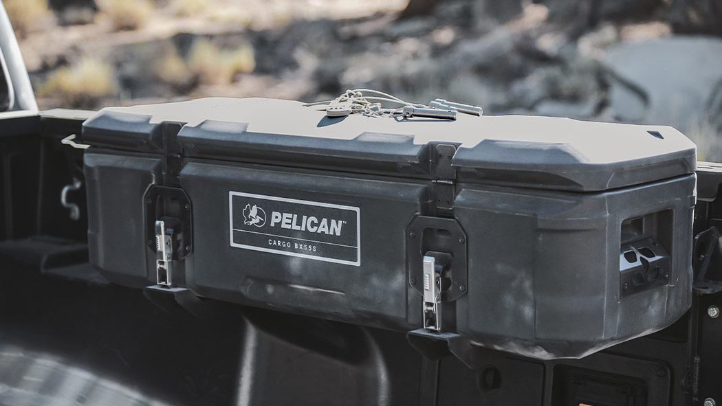pelican toyota deck rail saddle mount