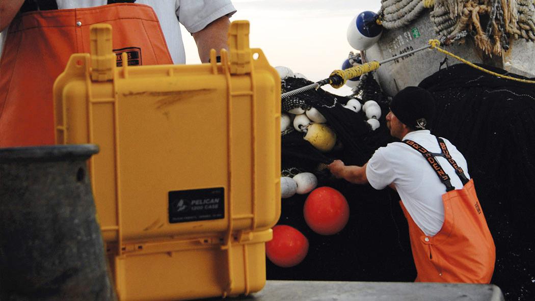 pelican 1200 boat fishing case