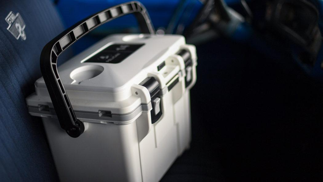 pelican 14qt cooler lunchbox