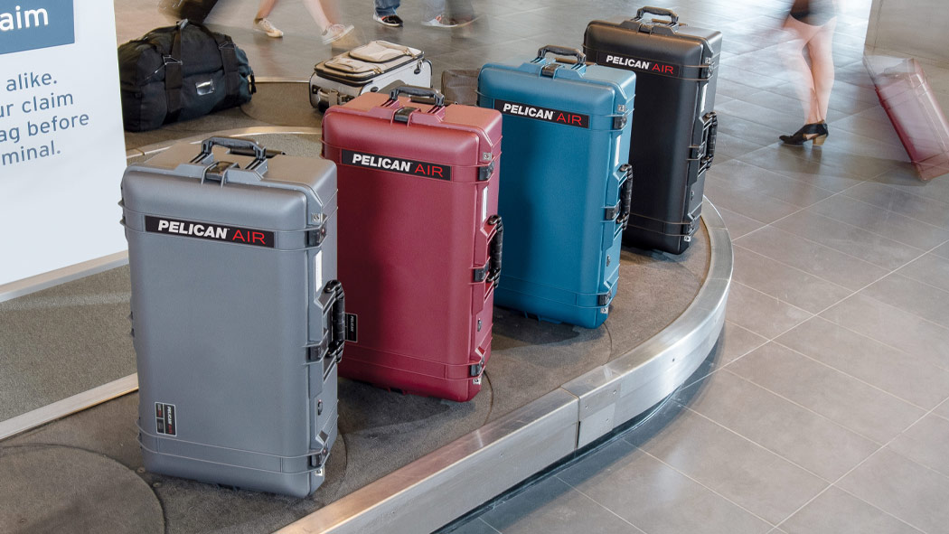 pelican 1615 airline check in travel case