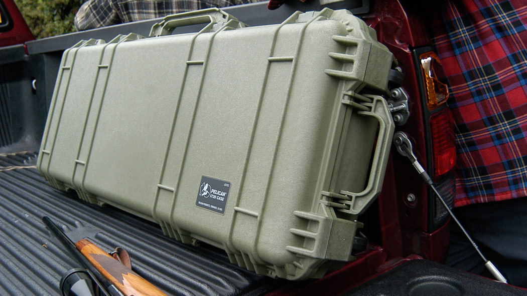 pelican 1720 hunting rifle gun case