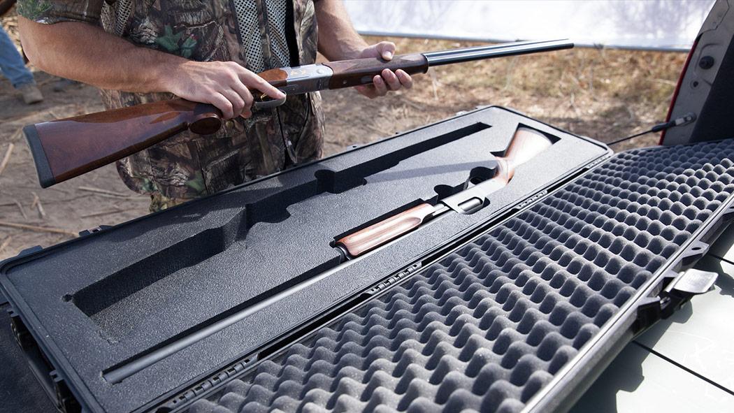 pelican 1750 double shotgun weapon case