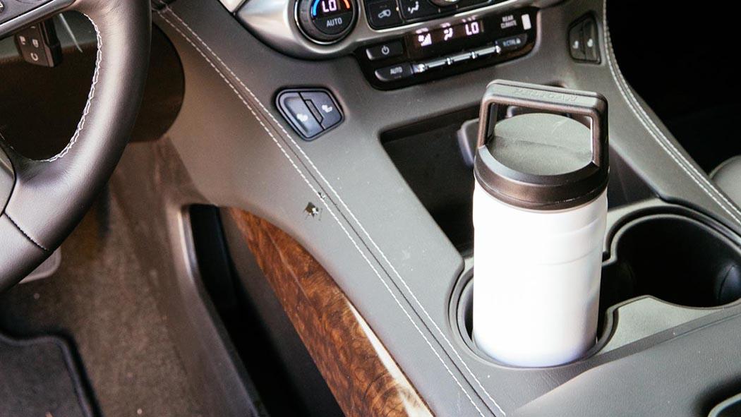 pelican 18oz car cold retention water bottle