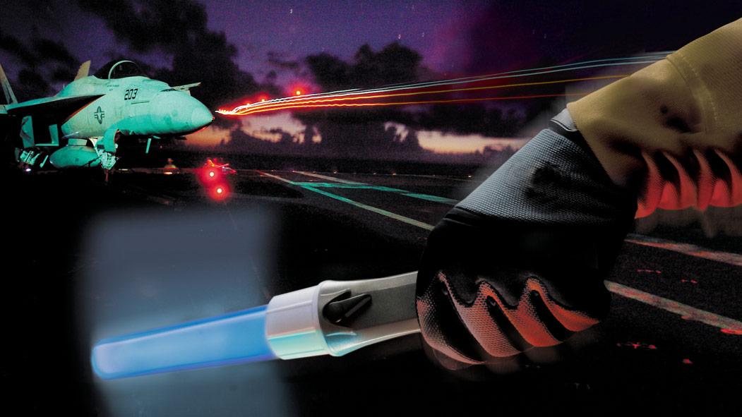 pelican 2490 led traffic wand