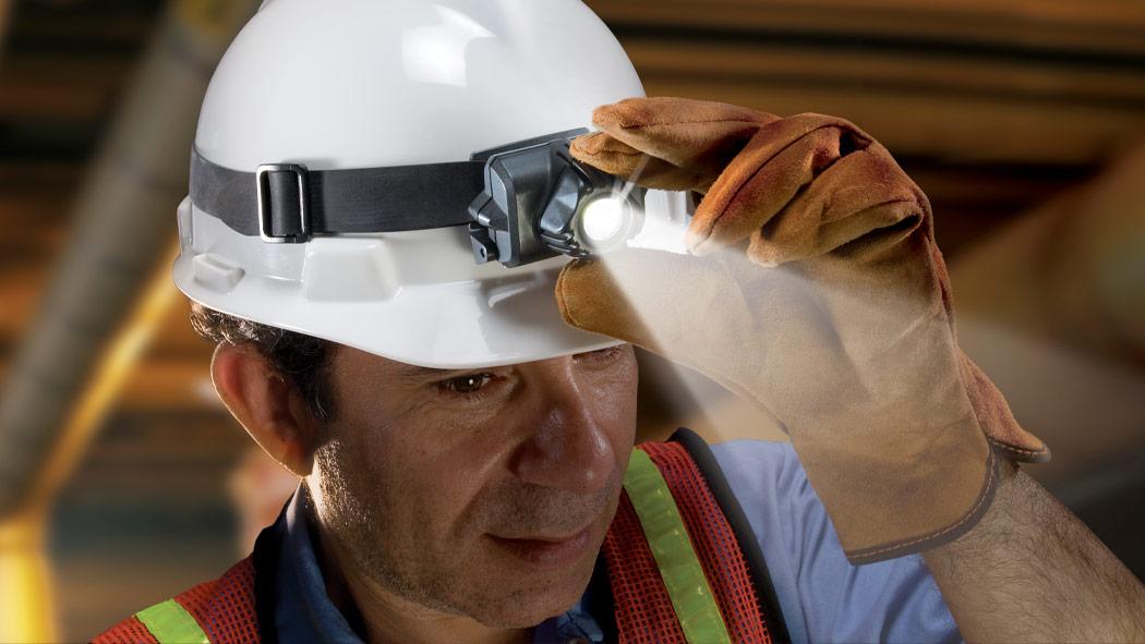 pelican 2690 helmet mechnic headlamp